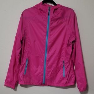The North Face Pink (Mauve) Lighweight Wind Jacket